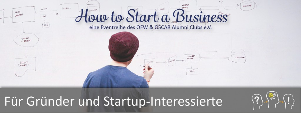 Newsletter Banner - How to start a business